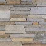 Heritage Ledgestone with Silver Sunset Jumpers